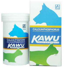 Calier Kawu Calcium-Phosphorus 100Tablets