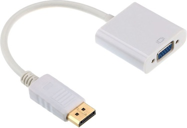 Gembird DisplayPort to VGA Adapter AB-DPM-VGAF-02-W