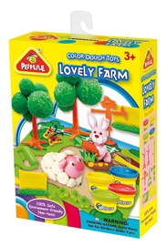 Modelino rinkinys Peipeile Color, Lovely Farm 6818-5