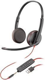 Ausinės Plantronics Blackwire C3225 USB-A