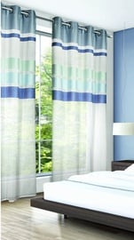 Verners 453843 Curtains Blue 245x135cm