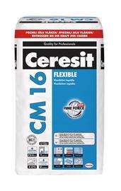 Elastingi plytelių klijai Ceresit CM 16 C2T S1, 25 kg