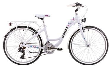 """Jalgratas Romet Panda 13"""" 24"""" White 19"""