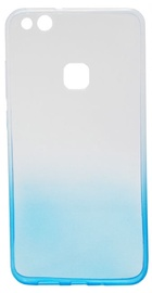 Mocco Gradient Back Case For Samsung Galaxy J3 J330 Transparent/Blue