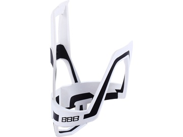 BBB Cycling Bottle Holder DualCage BBC-39 White/Black