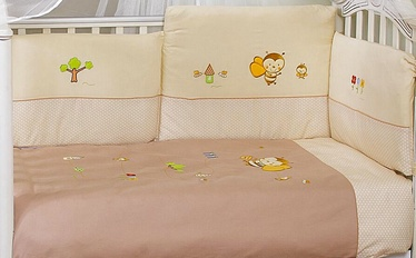 Feretti Trio 3 Bedding Set Bee Ecru Prestige 3pcs