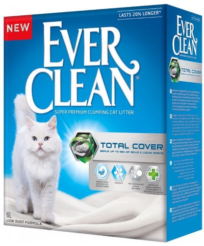 EverClean Total Cover 6L
