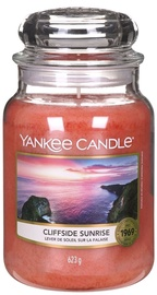 Свеча Yankee Candle Classic Large Jar Cliffside Sunrise 623g