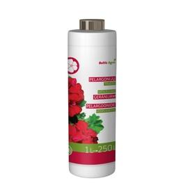 Mēslojums Baltic Agro Fertilizer For Geraniums 1l