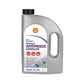 Shell Antifreeze Longlife G12+ 4l