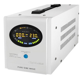 Adapter Qoltec Pure Sine Wave 53885, 3.4 A, 230 V