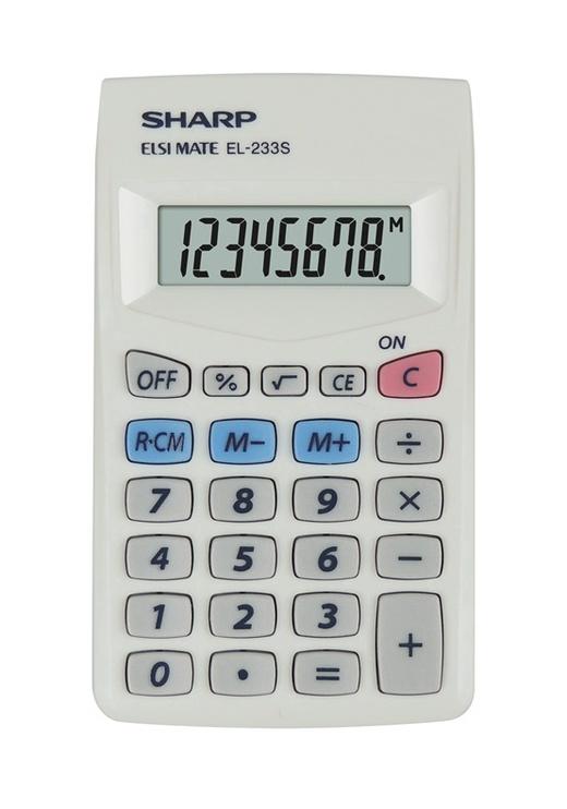 Kalkulaator Sharp EL-233S