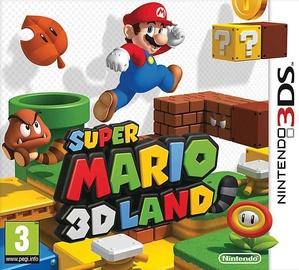 Игра Super Mario 3D Land 3DS