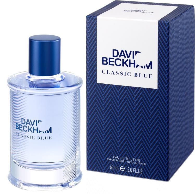 Tualetes ūdens David Beckham Classic Blue 60ml EDT