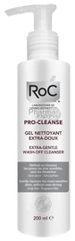Makiažo valiklis Roc Pro Cleanse Extra Gentle Wash Off Cleanser, 200 ml