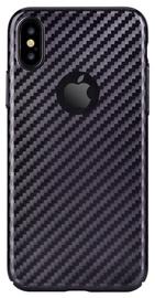 Devia Linger Back Case For Apple iPhone X/XS Black