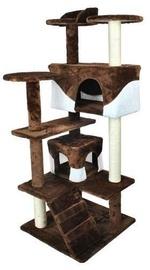 Skrāpis kaķiem Vangaloo Brown, 120 cm