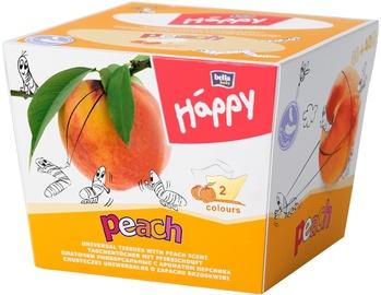 Bella Baby Happy Hygienic Tissues Peach 80pcs