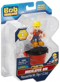 Fisher Price Bob The Builder Mash & Mold Bricklayer Bob FDC01