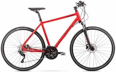 """Велосипед Romet Orkan 7M 2128307, красный, 20"""", 28″"""