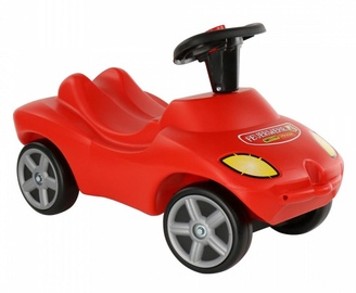 Wader Polesie My Lovely Car Fire Brigade Red 42262
