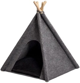 Myanimaly Tipi Pet Tent S Black
