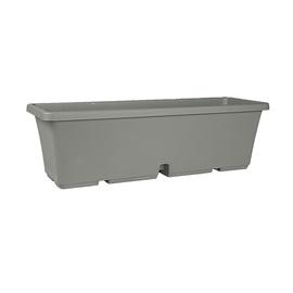 Plastic pot DOMOLETTI, TBTISB40-125, Ø 40 cm, grey