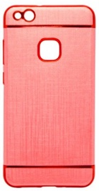 Mocco Exclusive Crown Back Case For Samsung Galaxy J7 J730 Red