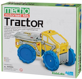 4M Mecho Motorised Kit Tractor 3406