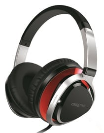Ausinės Creative Aurvana Live2 Black/Red