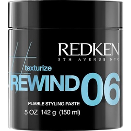 Redken Texturize Rewind 06 Pliable Styling Paste 150ml