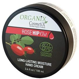 Organix Cosmetix Rose Hip Oil Long Lasting Moisture Hand Cream 100ml