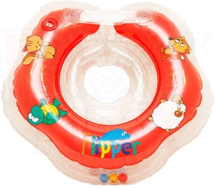 Roxy-Kids Flipper Bath Neck Rings BY-SR024 Red