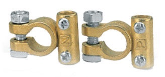 Bottari B24117 Battery Terminals Set