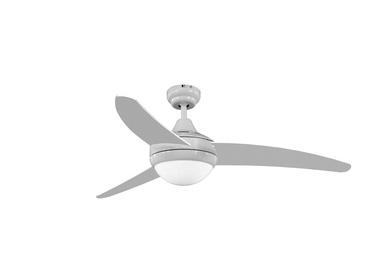 Светильник с вентилятором C48-WHT-R3W1CLIP, E14, 2x40Вт