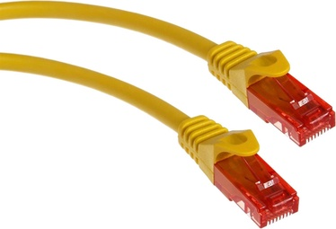 Maclean MCTV-302 Patch Cord UTP Cat6 2m Yellow