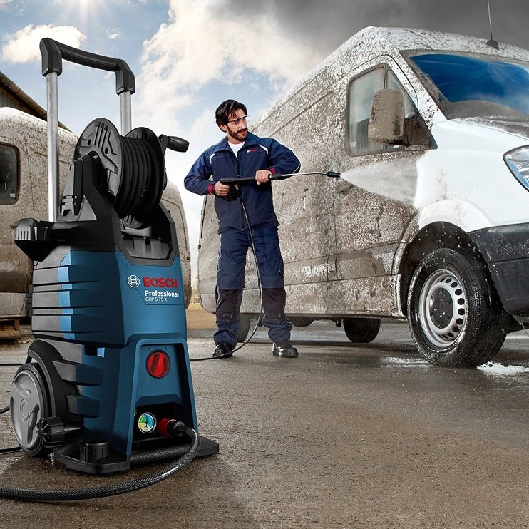 Augstspiediena mazgātājs Bosch GHP 5-75 X