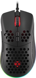 Genesis Krypton 550 Optical Gaming Mouse Black