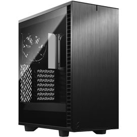 Fractal Design Define 7 Compact Black Tempered Glass