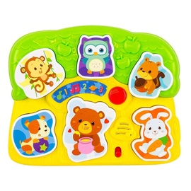 WinFun Lights'N Sounds Animal Puzzle 0771