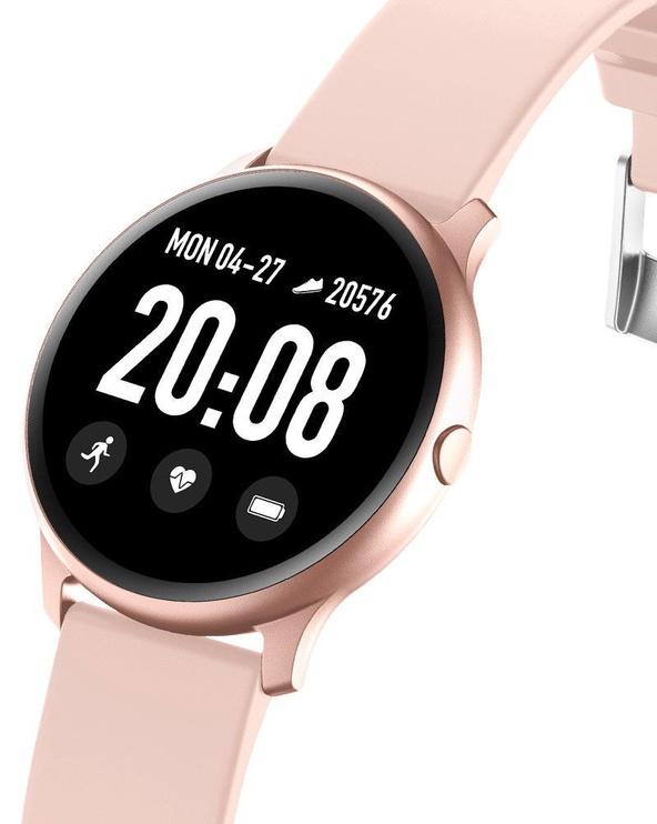 Умные часы MaxCom FW32 Neon Pink
