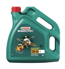 Castrol Magnatec C3 5W/40 Engine Oil 4l