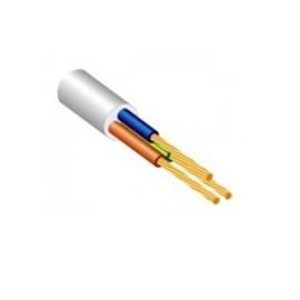 Elektros instaliacijos kabelis Lietkabelis BVV-LL, 4 x 1 mm²