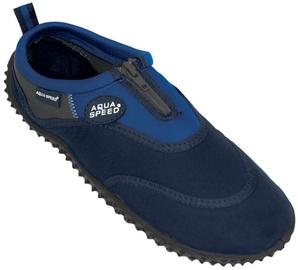 Aqua Speed 4 Navy Blue 36