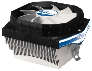 Arctic Alpine 64 Plus CPU Fan For AMD UCACO-AP60301-BUA01