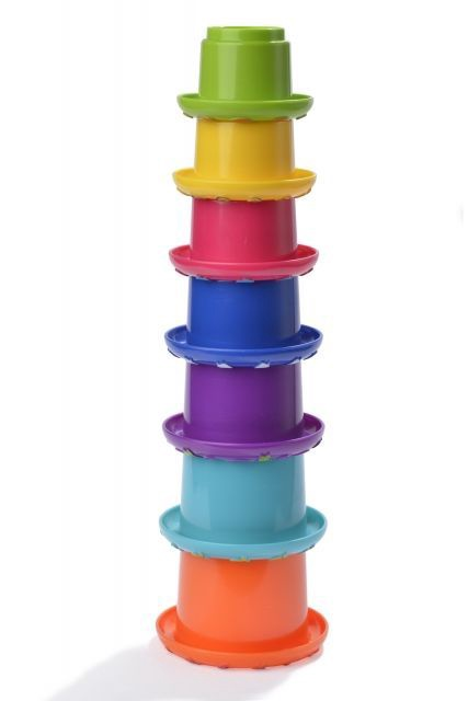 Britton Stacking Cups 1921