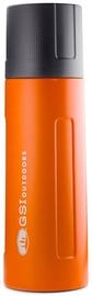 GSI Outdoors Glacier Stainless Vacuum Bottle 1l Orange