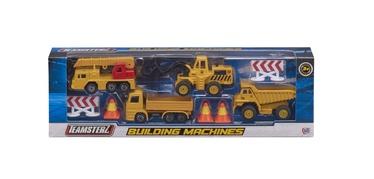 Žaislinė figūrėlė HTI Teamsterz Building Machines