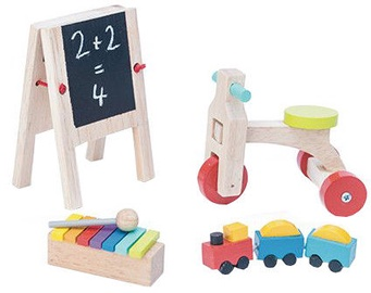 Le Toy Van Play-Time Playset ME082