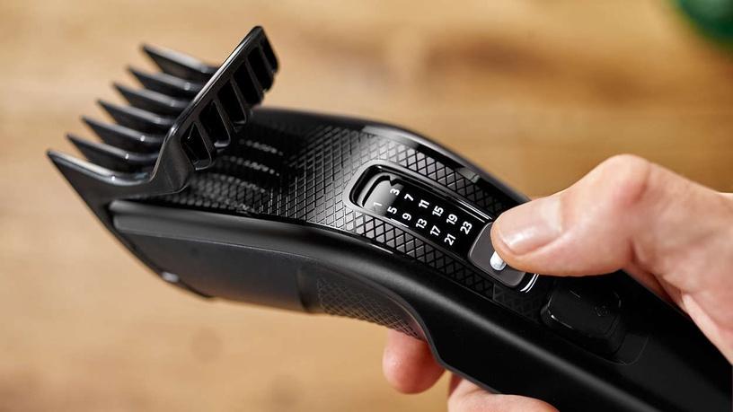 Plaukų kirpimo mašinėlė Philips Series 3000 HC3510/15